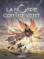 Couverture La Horde du Contrevent (BD), tome 2 : L'escadre frêle Editions Delcourt (Néopolis) 2019