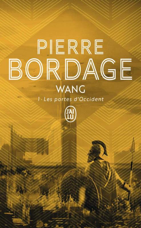 Couverture Wang, tome 1 : Les Portes d'Occident