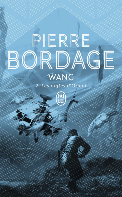 Couverture Wang, tome 2 : Les Aigles d'orient