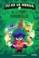 Couverture Tu es le héros de la forêt ensorcelée Editions Larousse (Jeunesse) 2019
