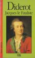 Couverture Jacques le fataliste / Jacques le fataliste et son maître Editions Eddl (Grands Classiques) 1996