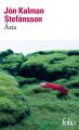 Couverture Asta Editions Folio  2019