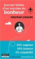 Couverture Journal intime d'un touriste du bonheur Editions Points (Vivre) 2019