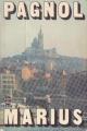Couverture Trilogie marseillaise, tome 1 : Marius Editions Le Livre de Poche 1969