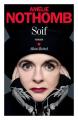 Couverture Soif Editions Albin Michel 2019