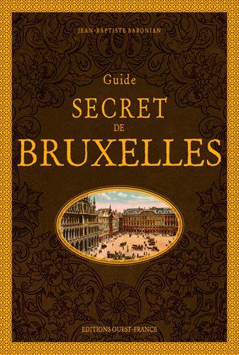 Couverture Guide secret de Bruxelles