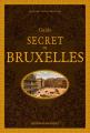 Couverture Guide secret de Bruxelles Editions Ouest-France 2019