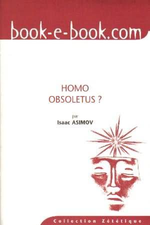 Couverture Homo Obsoletus ?