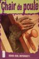 Couverture Sous-sol interdit / Le mutant au sang vert Editions Héritage 1994