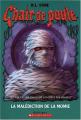 Couverture Le tombeau de la momie / La malédiction de la momie Editions Scholastic 2004