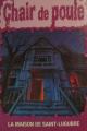 Couverture La maison de Saint-Lugubre / La maison des morts Editions Héritage 1993