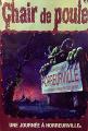 Couverture Une Journée à Horreurville / Le parc de l'horreur Editions Héritage 1995