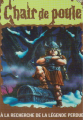 Couverture À la recherche de la légende perdue / La menace de la forêt Editions Héritage 1997