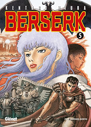 Couverture Berserk, tome 05
