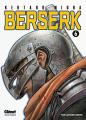 Couverture Berserk, tome 06 Editions Glénat 2017