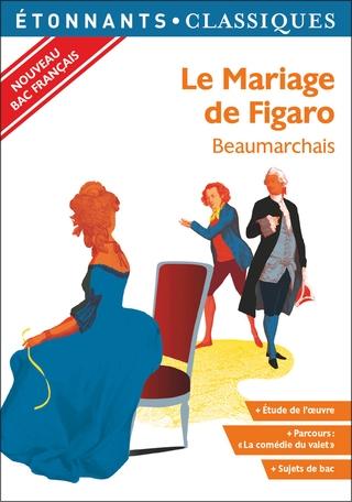Couverture Le Mariage de Figaro