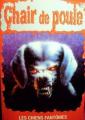 Couverture Les chiens fantômes Editions Héritage 1996