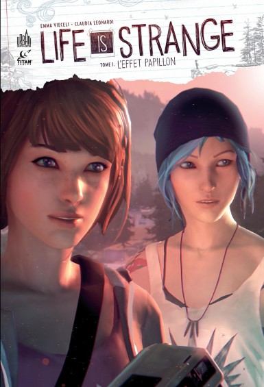 Couverture Life is Strange, book 1: Dust