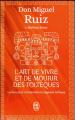 Couverture L'Art de vivre et de mourir des Toltèques Editions J'ai Lu (Aventure secrète) 2015