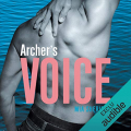 Couverture Archer's voice Editions Audible studios 2017