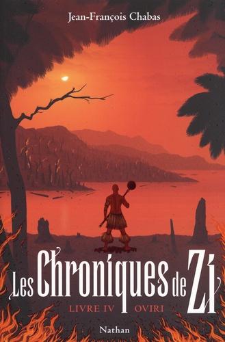 Couverture Les Chroniques de Zi, tome 4 : Oviri