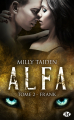 Couverture Alfa, tome 2 : Frank Editions Milady (Bit-lit) 2019