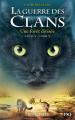 Couverture La guerre des clans, cycle 5 : L'aube des clans, tome 5 : Une forêt divisée Editions Pocket (Jeunesse) 2019
