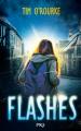 Couverture Flashes Editions Pocket (Jeunesse) 2019