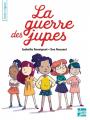 Couverture La guerre des jupes Editions Talents Hauts (Livres et égaux) 2019