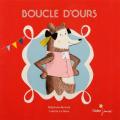 Couverture Boucle d'ours Editions Didier Jeunesse 2019
