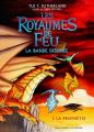 Couverture Les Royaumes de Feu (BD), tome 1 : La prophétie Editions Gallimard  (Jeunesse) 2019