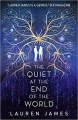Couverture The quiet at the end of the world Editions Walker Books 2019
