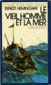 Couverture Le Vieil Homme et la mer Editions Gallimard  (1000 soleils) 1977