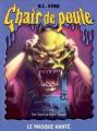 Couverture Le masque hanté Editions Héritage 1995