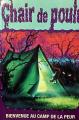 Couverture Le camp de la peur / La colo de la peur Editions Héritage 1994
