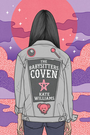 Couverture The Babysitters Coven