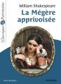 Couverture La Mégère apprivoisée Editions Magnard (Classiques & Patrimoine) 2019