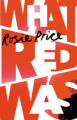 Couverture Le rouge n'est plus une couleur Editions Penguin books 2019