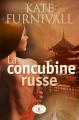 Couverture La concubine russe Editions Guy Saint-Jean 2017