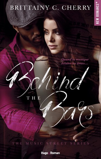 Couverture Music Street, tome 1 : Behind the Bars