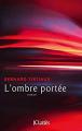 Couverture L'ombre portée  Editions JC Lattès 2019