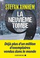 Couverture La neuvième tombe Editions Albin Michel 2019
