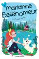 Couverture Marianne Bellehumeur, tome 6 : À cœur ouvert  Editions Boomerang 2018