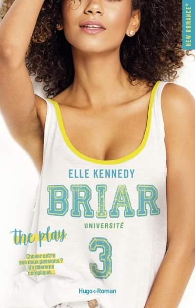 Couverture Briar université, tome 3 : The play