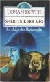 Couverture Sherlock Holmes, tome 5 : Le Chien des Baskerville Editions Presses pocket 1987