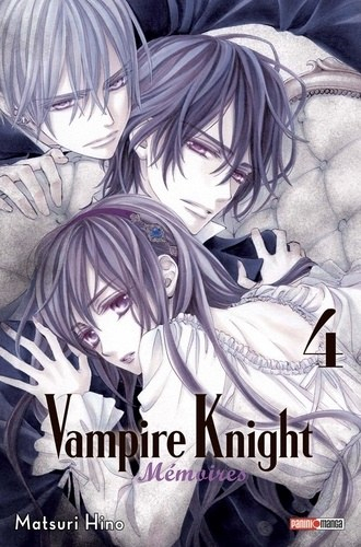 Couverture Vampire Knight : Mémoires, tome 4