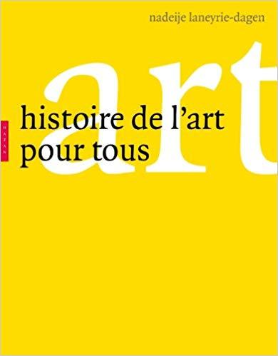 Couverture Histoire de l'art pour tous