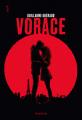 Couverture Vorace Editions du Rouergue (épik) 2019
