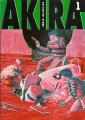 Couverture Akira (noir et blanc), tome 1 Editions France Loisirs 2010