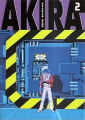 Couverture Akira (noir et blanc), tome 2 Editions France Loisirs 2010